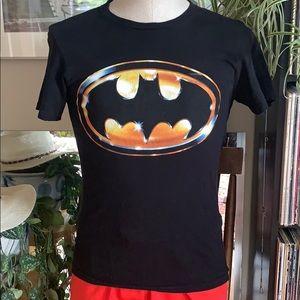 Classic Retro Batman Graphic Tee